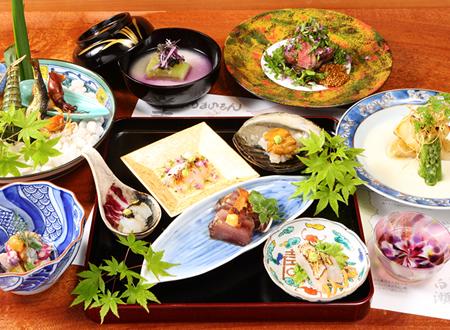日本料理 白瀬 会席 姫路